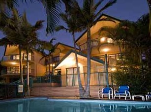 Karana Palms Resort - St Kilda Accommodation
