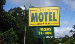 Fiesta Motel - St Kilda Accommodation
