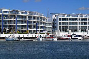 Bluewater Point Resort - St Kilda Accommodation