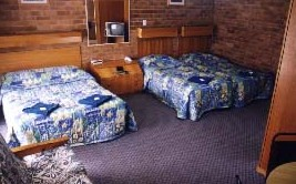 Border Motel - St Kilda Accommodation