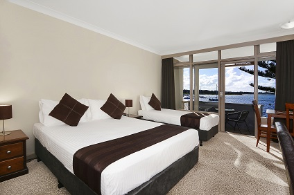 Waters Edge Country Comfort - St Kilda Accommodation