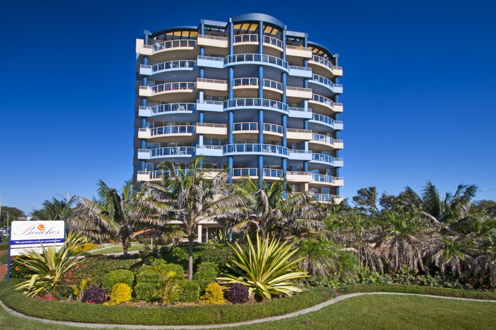 Beaches International - St Kilda Accommodation
