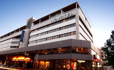Novotel Canberra - St Kilda Accommodation