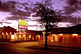 Dalby Mid Town Motor Inn - St Kilda Accommodation