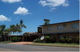 Proserpine Motor Lodge - St Kilda Accommodation
