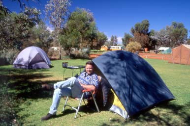 Voyages Ayers Rock Camp Ground - St Kilda Accommodation