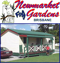Newmarket Gardens - St Kilda Accommodation