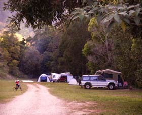 Mt Warning Holiday Park - St Kilda Accommodation