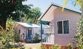 Southport Tourist Park - St Kilda Accommodation