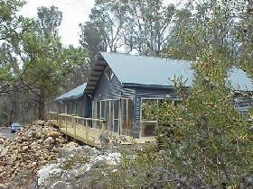 Blue Lake Lodge accommodation - St Kilda Accommodation
