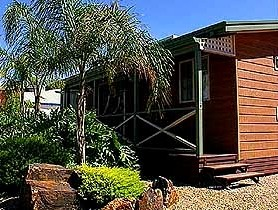 Bentley's Cabin Park Port Pirie - St Kilda Accommodation