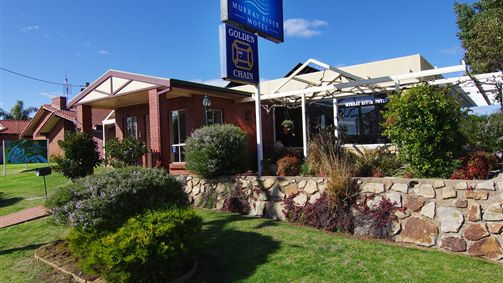 Murray River Motel - St Kilda Accommodation