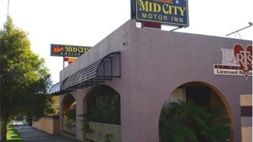 Colac Mid City Motor Inn - St Kilda Accommodation