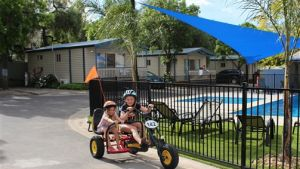 Barwon River Tourist Park - St Kilda Accommodation