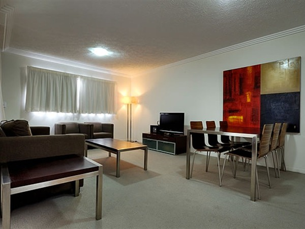 Gabba Central Apartments - St Kilda Accommodation