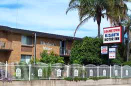 Adamstown Elizabeth Motor Inn - St Kilda Accommodation
