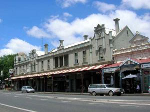 Commercial Hotel Camperdown - St Kilda Accommodation