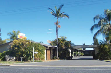 Countryman Motel - St Kilda Accommodation
