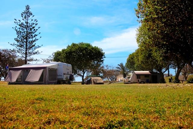 Elliott Heads Holiday Park - St Kilda Accommodation