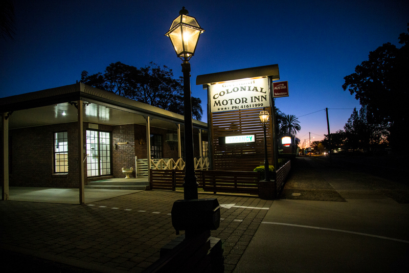 Gayndah Colonial Motor Inn - St Kilda Accommodation