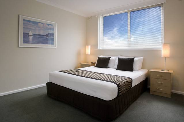 North Melbourne Serviced Apartments - St Kilda Accommodation