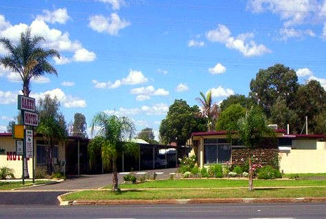 Oakey Motel - St Kilda Accommodation