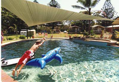 Seven Mile Beach Holiday Park - St Kilda Accommodation