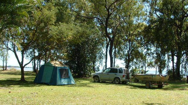Weipa Caravan Park  Camping Ground - St Kilda Accommodation