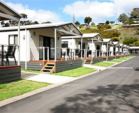 Geelong Riverview Tourist Park BIG4 - Aspen Parks - St Kilda Accommodation