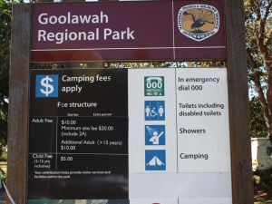 Goolawah National and Regional Parks - St Kilda Accommodation