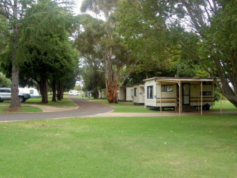 Glen Rest Tourist Park - St Kilda Accommodation