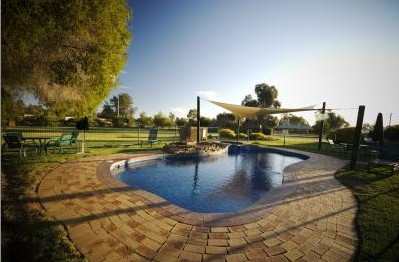 Howlong Country Golf Club Motel - St Kilda Accommodation
