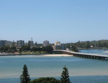 Sunrise Tuncurry Apartments - St Kilda Accommodation