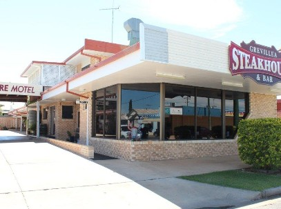 Biloela Centre Motel - St Kilda Accommodation