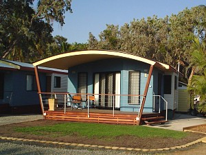 Island View Caravan Park - St Kilda Accommodation