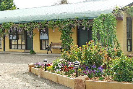 Omeo Motel - St Kilda Accommodation