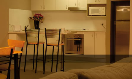 Pavilion On Northbourne Hotel  Serviced Apartments - St Kilda Accommodation