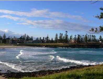 Kiama Ocean View Motor Inn - St Kilda Accommodation