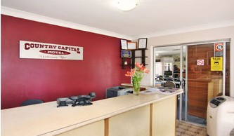 Country Capital Motel - St Kilda Accommodation