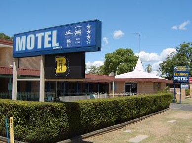 Binalong Motel - St Kilda Accommodation