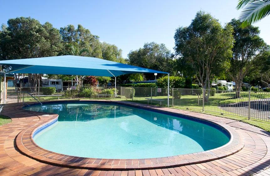 Mudjimba Beach Caravan Park - St Kilda Accommodation