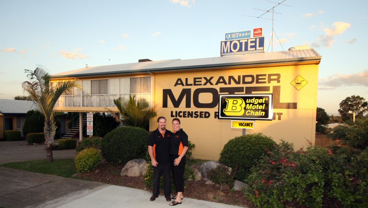 Alexander Motel - St Kilda Accommodation
