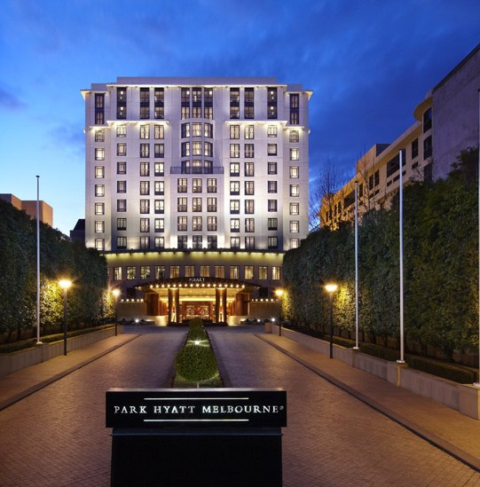Park Hyatt Melbourne - St Kilda Accommodation