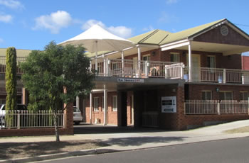 Golf Links Motel - St Kilda Accommodation