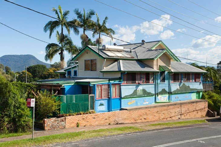 Murwillumbah YHA - Mt Warning - St Kilda Accommodation