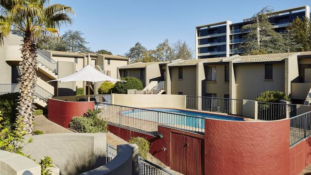 Manuka Park Apartments - St Kilda Accommodation