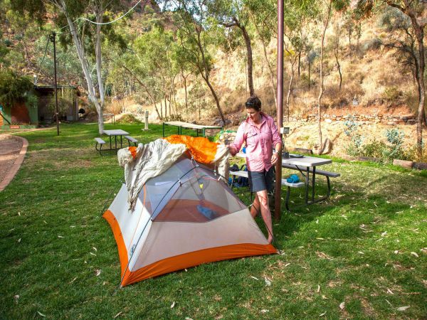 Standley Chasm Angkerle Camping - St Kilda Accommodation