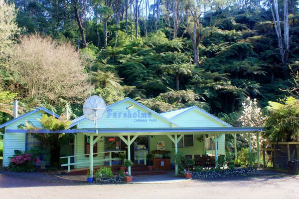Tarra Valley Caravan Park - St Kilda Accommodation