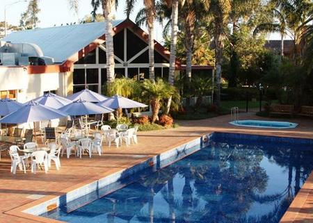 Quality Resort Mildura - St Kilda Accommodation