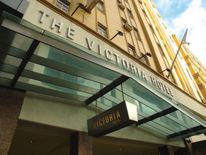 Ibis Styles Melbourne The Victoria Hotel - St Kilda Accommodation